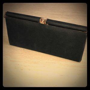 Vintage velvet purse